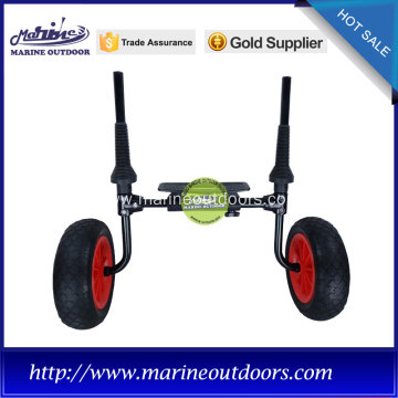 High quality portable kayak trailer for the beach actitives,